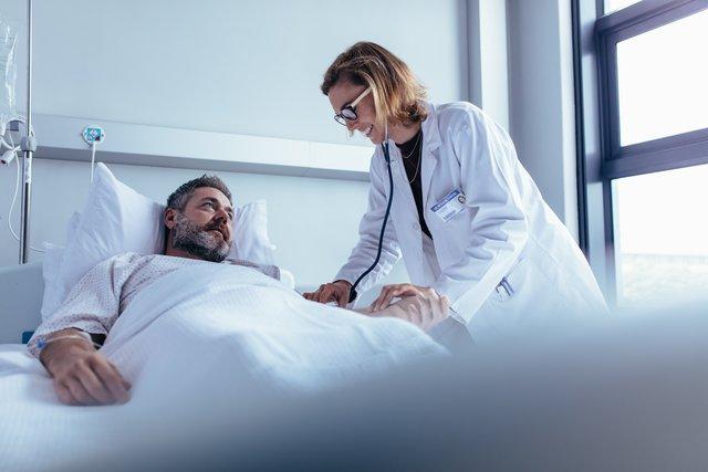 пациент, реабилитация аппендицит