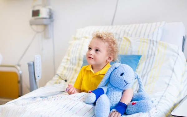 ребенок с подозрением на аппендицит в больнице