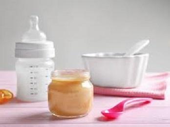 детское питание после аппендицита