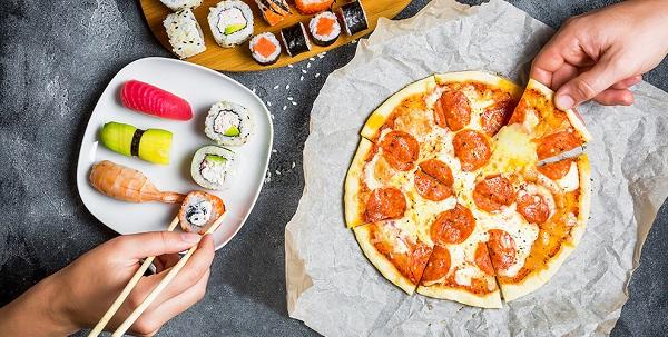 пицца после аппендицита